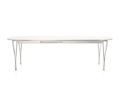 Fritz Hansen - Super-Elliptical extendable table
