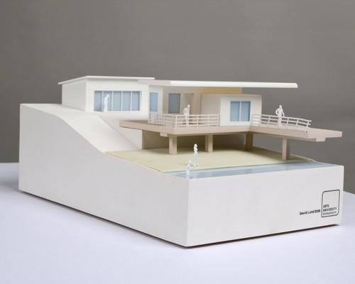 Model - The Pier Building