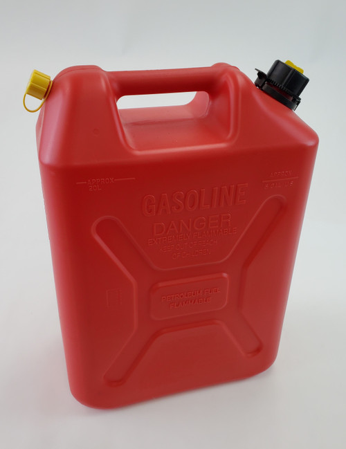 Scepter Fuel Can - CARB