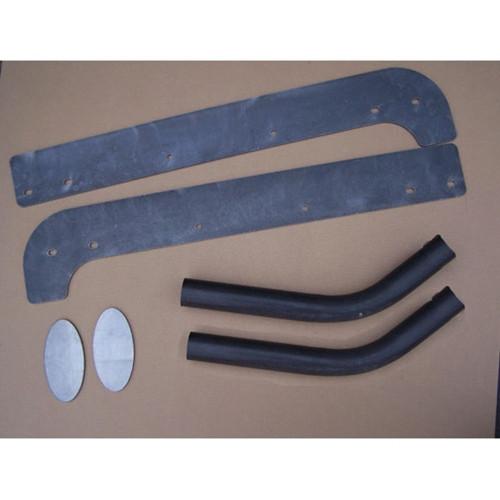 Metal Tech FJ40 Land Cruiser Roll Cage Rear Frame Tie Kit