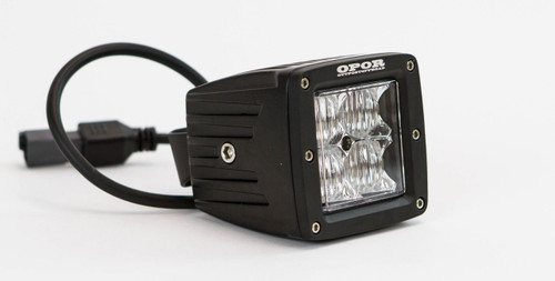 OPOR 20W LED Pod Light Flood Beam Pattern