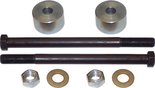 """Total Chaos 1"""" Differential Drop Spacer:  1996-2004 6-Lug Tacoma"""
