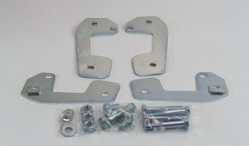 Metal Tech FJ80 Land Cruiser Caster Correction Plates