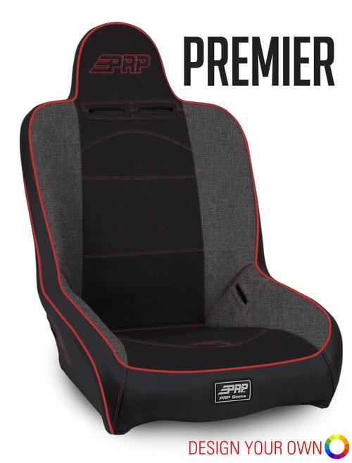 PRP Premier High Back Seat