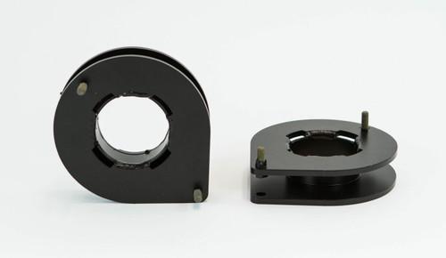 "Metal Tech FZJ80 1.5"" Front spacer plates Pair, w/ hardware"