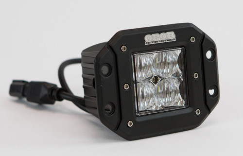 OPOR 20W Flange Mount LED Flood/Fog Light