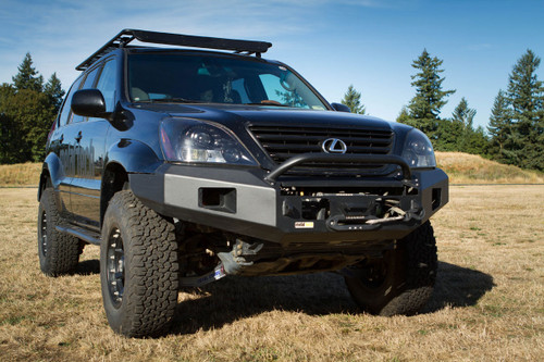 Metal Tech 2003-09 GX470 Goblin Front Bumper Stage 1