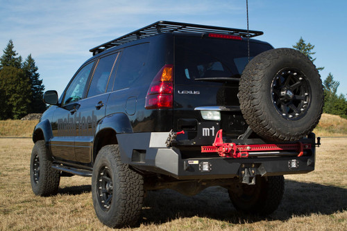 Metal Tech 2003-09 GX470 Pegasus Rear Swing Out Bumper Stage 2