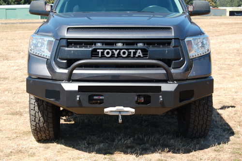 Metal Tech Tundra (2014+) Thunderbolt Front Shell Bumper Stage 1