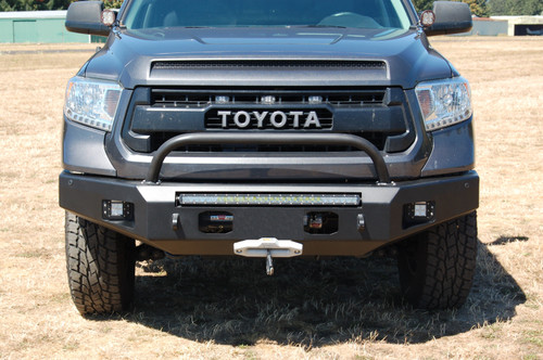 Metal Tech Tundra (2014+) Thunderbolt Front Shell Bumper Stage 3
