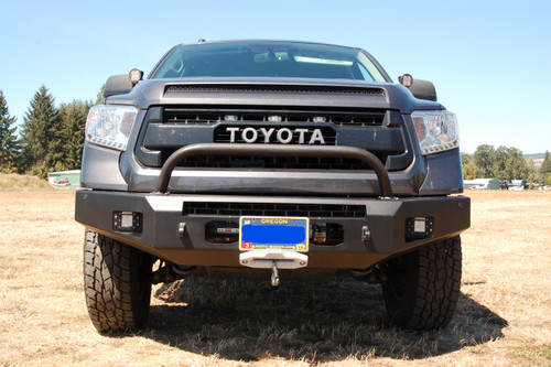 Metal Tech Tundra (2014+) Thunderbolt Front Shell Bumper Stage 2