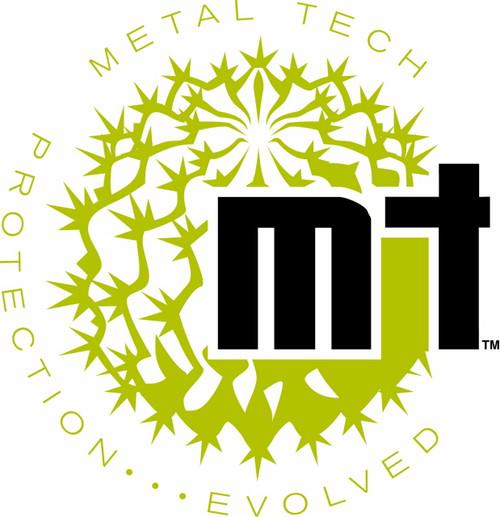 "Metal Tech 2"" Steel Rear Bump Stop Extensions"