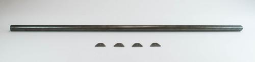 Metal Tech FJ40 Land Cruiser Seat Belt Crossbar Kit w/ 4 Mounting Tabs