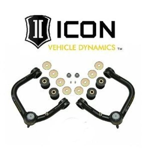 ICON 2005-UP Toyota Tacoma Delta Joint Tubular Upper Control Arm Kit