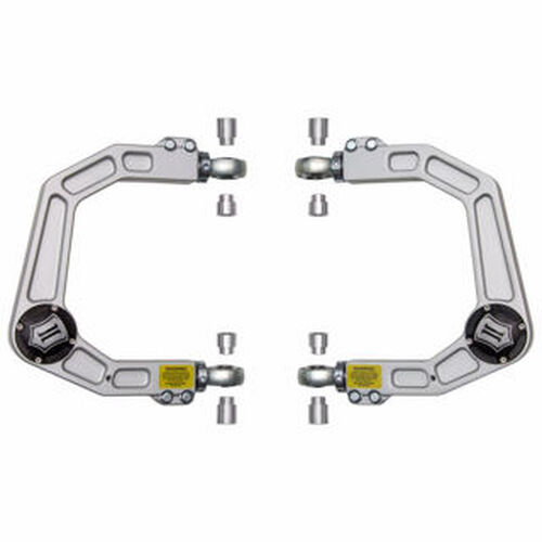 ICON 2005-UP Toyota Tacoma Delta Joint Billet Aluminum Upper Control Arm Kit