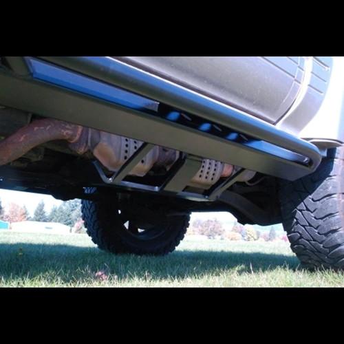Metal Tech 80 Series Land Cruiser/Lexus LX450 Sliders 95/97