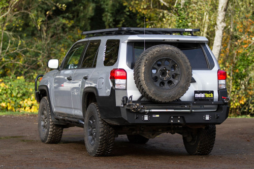 Metal Tech 2010-18 4Runner Valkyrie Rear Swing Out Bumper Stage 2