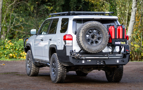 Metal Tech 2010-18 4Runner Valkyrie Rear Swing Out Bumper Stage 3