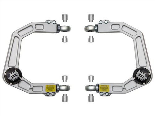 ICON 2003-UP Toyota 4Runner Delta Joint Billet Upper Control Arm Kit
