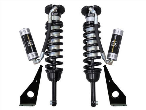 ICON 2010-Current Lexus GX460 Remote Reservoir Front Coilover Shock Kit