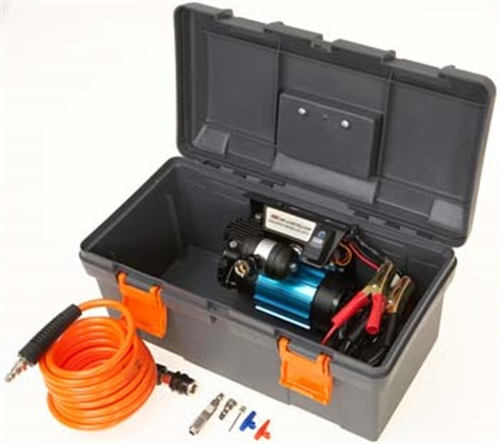 ARB Portable High Performance 12 Volt Twin Air Compressor Kit