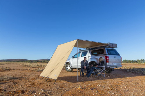 ARB Touring 2500MM Awning Front Wind Break