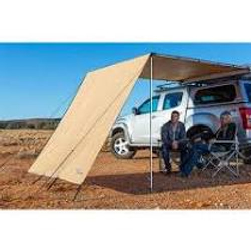 ARB Touring 1250MM Awning Front Wind Break