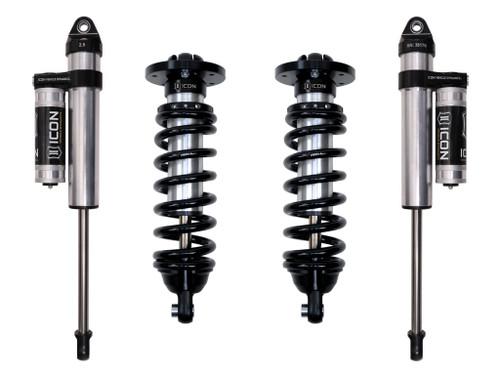 "ICON 2004-2015 Nissan Titan 0-3"" Suspension System - Stage 2"