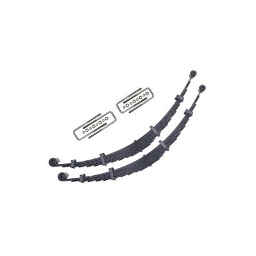 """ICON 2000 - 2004 Ford Super Duty F250 / F350 6"""" Lift Front Leaf Spring Kit"""