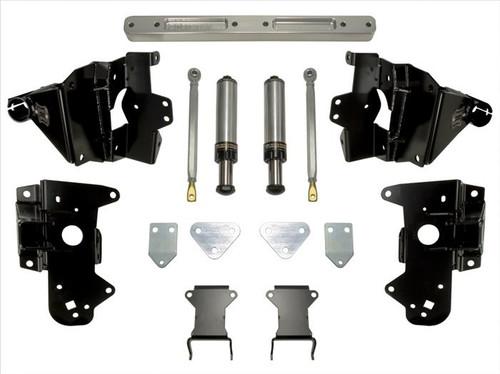 ICON 2010 - 2014 Ford Raptor Rear Hydraulic Bumpstop System