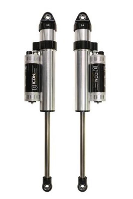 "ICON 2009-UP F150 V.S. 2.5 Series PBR Rear Shocks w/CDCV (0-2"" Lift)"