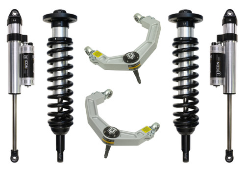 ICON 2004 - 2008 F-150 4WD Suspension System - Stage 4
