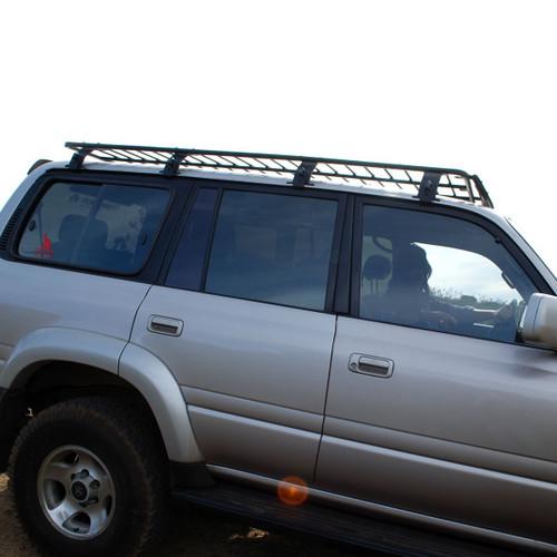 "Baja Rack 80 Series Land Cruiser Utility Flat Rack Medium (55"" W)"