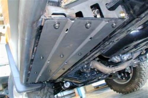 ARB Optional Skid Plate for FJ Cruiser Rock Slider