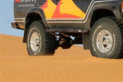 ARB 60 Series Land Cruiser Protection Steps