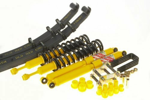 "OME 2005-15 Tacoma Stock/Light Load Suspension Kit - 2"" Lift (0-110LBS)"