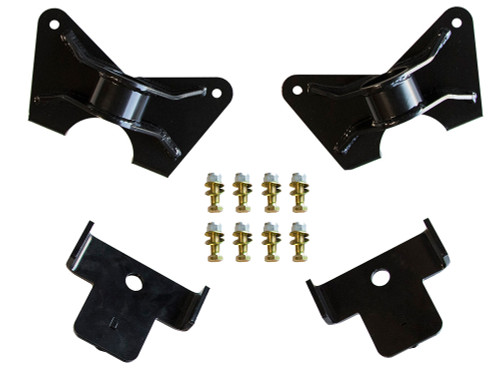 """Total Chaos Rear Bolt-on Bumpstop Mounting Kit - King 2.0"""" Compact Bumps NOT INCLUDED:  2007+ Tundra"""
