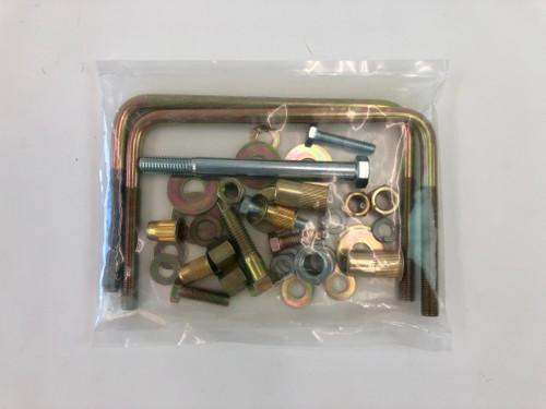Metal Tech 4th Gen 4Runner/GX470 Replacement Slider Hardware Kit