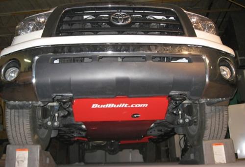 BudBuilt 2007-2021 Tundra (Overland Protection) - Stage 1 Steel Flat Black