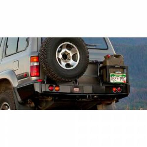ARB Rear Left Jerry Can Holder: 90-97 Toyota 80 Series Land Cruiser & Lexus LX450