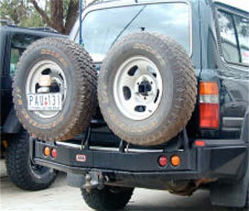 ARB Rear Bumper LHS Tire Carrier For Toyota 80 Series Land Cruiser & Lexus LX450