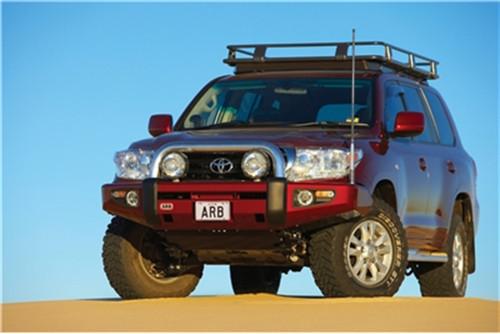 ARB 2008-11 Toyota 200 Series Land Cruiser Sahara Bar