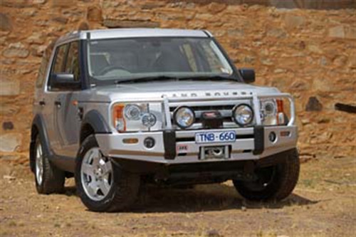 ARB 2005-09 Land Rover LR3 Deluxe Front Bumper