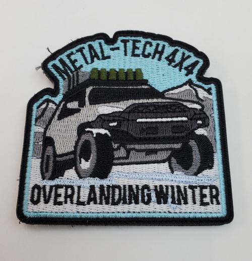 Metal Tech 4x4 Overlanding Winter Patch