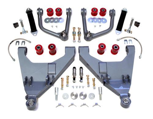"""2003-09 Toyota 4Runner & 2007-09 FJ Cruiser 2"""" Expedition Series Long Travel Kit"""