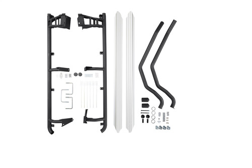 ARB 2019-Up Ford Ranger Summit Side Protection Step Kit With Rail (USA Ranger)