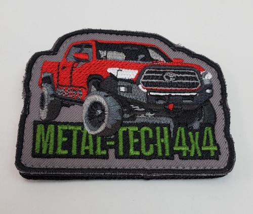 Metal Tech 4x4 Tacoma Patch