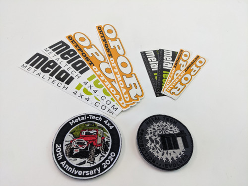 Metal-Tech 4x4 Gift Box Stage 1