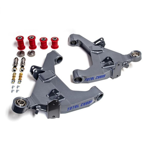 Total Chaos Stock Length 4130 Expedition Series Lower Control Arms (10+4Runner /GX460 w/o KDSS)