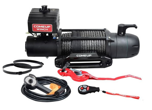 Comeup SEAL Slim 9.5rs, 12V WINCH